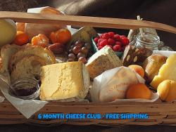 cheese club 6 month