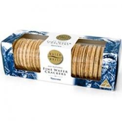 Water Wheels Fine Wafer Crackers - Tuscan